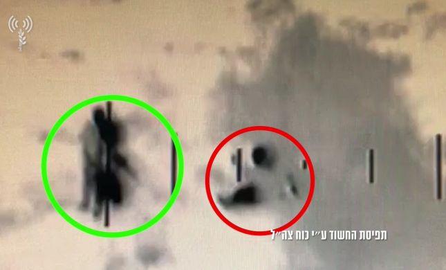 תיעוד: שני המחבלים בדרך לפיגוע ביישוב איתמר