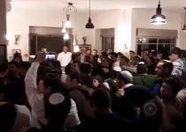 צפו: התלמידים הפתיעו את ראש המכינה