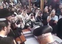 צפו: המייל שהרב לאו הקריא בהלוויה