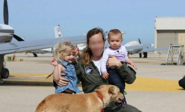 הסטוריה בחיל האוויר • לראשונה: אישה תפקד על טייסת תעופה