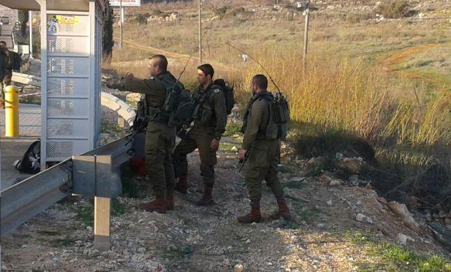 בפעם השנייה היום: שלושה מחבלים נעצרו בשומרון