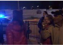 """חרפה: פעילי שמאל מנעו מהיועמ""""ש להגיד קדיש"""