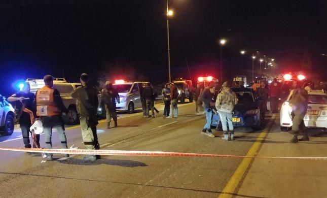 פיגוע דריסה: 3 חיילים נפצעו קל • המחבל נמלט