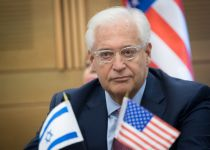 """בעקבות הפיגוע: שגריר ארה""""ב תוקף את הפלסטינים"""