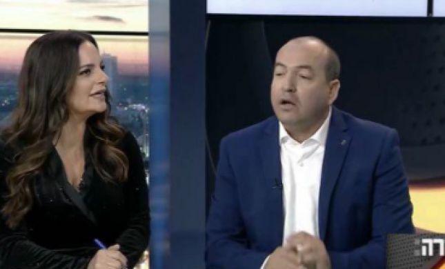 """עימות בשידור: """"לא אאשר לבת שלי לצאת עם ערבי"""""""
