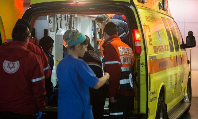 ילד בן 10 נפל מגובה בישוב אורנית; מצבו קשה