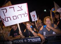 סקר:58% תומכים בהוצאת המסתננים מישראל