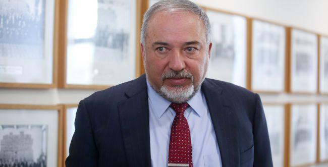 שר ההגנה הרוסי האשים את ליברמן בהפלת המטוס