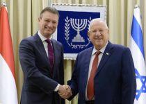 """שר החוץ ההולנדי: """"מתנגדים לאנטישמיות"""""""