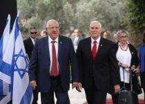 """""""מחוייב לברית עם ישראל""""; ריבלין: """"אתה מענטש"""""""