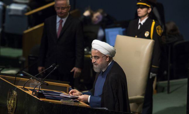 """רוחאני: """"איראן תביס את המתנגדים לנו בבית הלבן"""""""