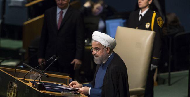 """איראן מאיימת: """"נעשיר אורניום לרמה של 20 אחוז"""""""