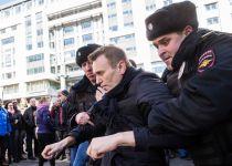 רגע לפני הבחירות: מנהיג האופוזיציה ברוסיה נעצר