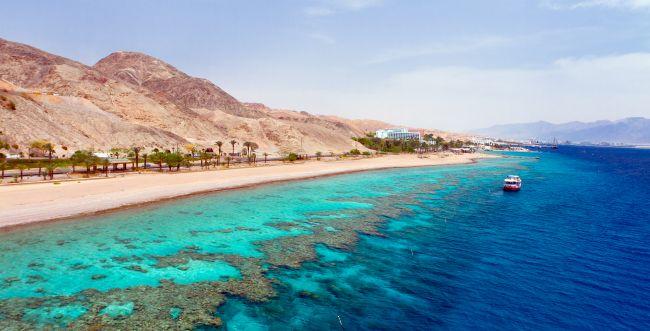 כבוד: מפרץ אילת נבחר כמפרץ היפה בעולם