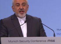 """שר החוץ האיראני לועג: """"הייתם עדים לקרקס"""""""