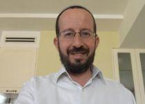 """הרב עדי פלח נבחר ליו""""ר הבית היהודי באופקים"""
