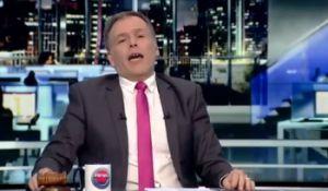 """חדשות טלוויזה וקולנוע, טלוויזיה וקולנוע, מבזקים צפו: אראל סג""""ל מתפטר בשידור חי מ'וואלה'"""