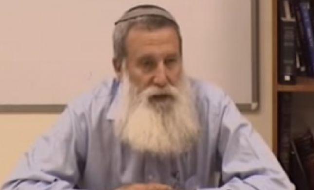 """הרב קלנר: """"הנשים בימינו הן כלום. טמטמו אותן"""""""