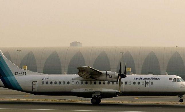 איראן: 66 אנשים נהרגו בהתרסקות מטוס