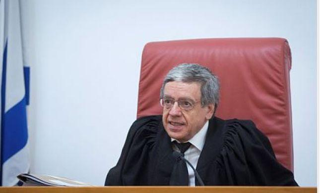 השופט מזוז בביקורת קשה על בכירי המערכת הפוליטית