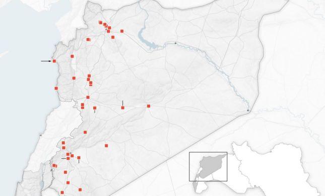 למרות ההכחשות: כך נראית התבססות איראן בסוריה