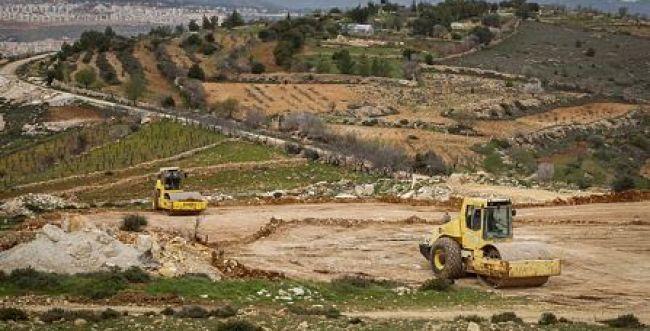 """נתניהו הנחה: לקדם בניה של 800 יח""""ד בהר ברכה"""