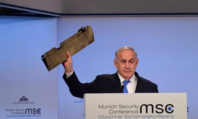 """נתניהו: """"אם נצטרך- נתקוף גם את איראן עצמה"""""""