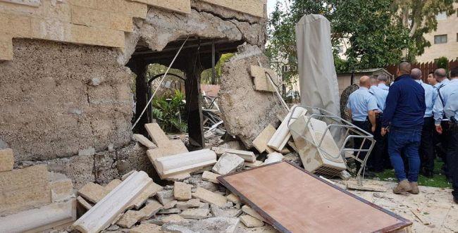 הרוג מפיצוץ בלון גז בבניין מגורים ירושלים