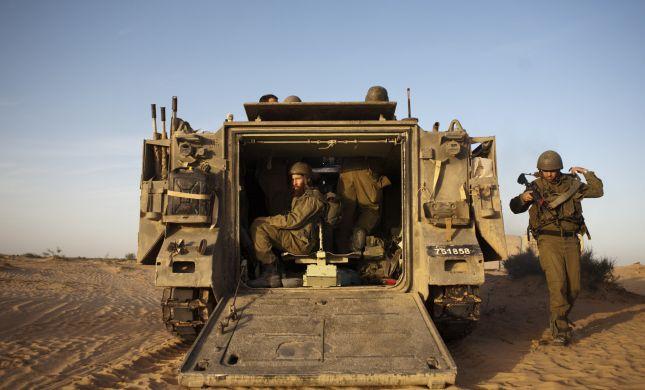 """חייל דתי נשפט לכלא כי סרב להיכנס לנגמ""""ש עם חיילת"""