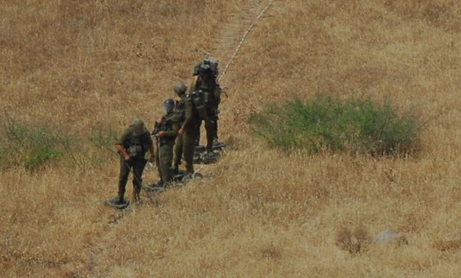 2 חיילים נפצעו מפיצוץ מוקש בבקעת הירדן