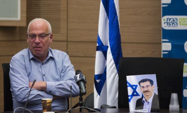 """אורי אריאל: """"אין לנו פרטנרים בבית היהודי"""""""