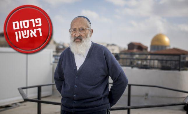 הרב אבינר חושף: לאיזו מפלגה אצביע בבחירות