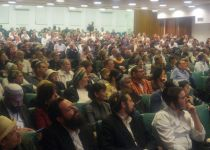 """מאות השתתפו בערב לזכרו של מפקד הלח""""י - יאיר"""