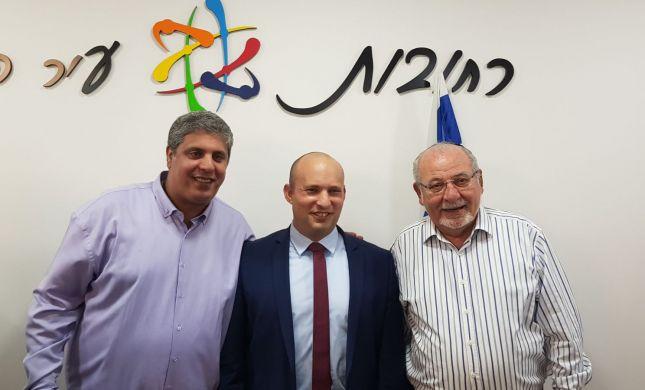 אמיתי כהן נבחר לראשות 'הבית היהודי' ברחובות