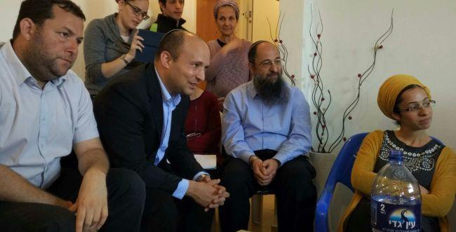 """""""התשובה לטרור: להפוך את הר ברכה לעיר ואם בישראל"""""""