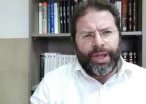 צפו: דבר תורה קצר של הרב חגי לונדין לפרשת משפטים
