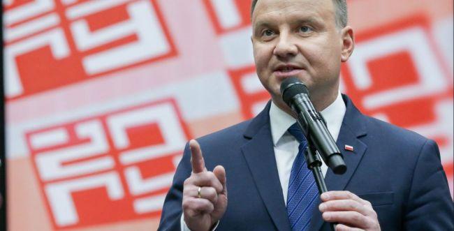 """נשיא פולין מבטיח: """"נשמר את זכויות היהודים במדינה"""""""