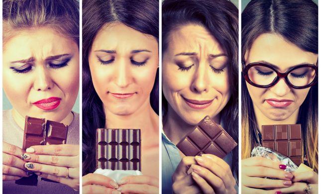 ליפול בסטייל: כך תתמודדי עם אכילה רגשית