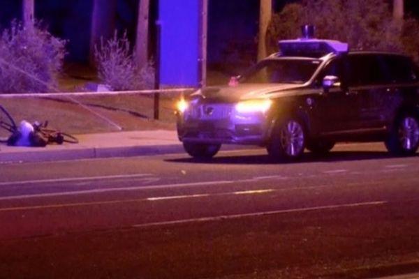 טרגדיה: אישה נדרסה למוות על ידי רכב אוטונומי