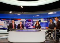 צפו: המהדורה של ערוץ 20 נפתחה בברכת שהחיינו