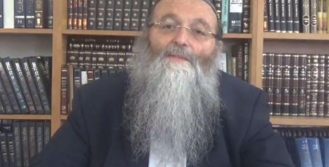 הרב בורשטיין לסרוגים:'דביר מילא את שנותיו כמו צדיק'