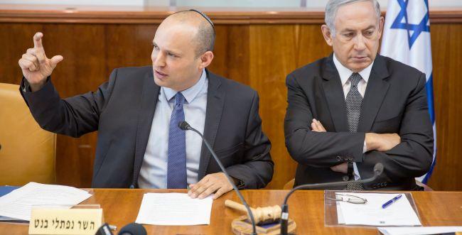 הליכוד נגד בנט: חותר להפלת ממשלת נתניהו