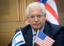 השגריר בהלם: 'ישראלים נרצחו, והפלסטינים בדממה'