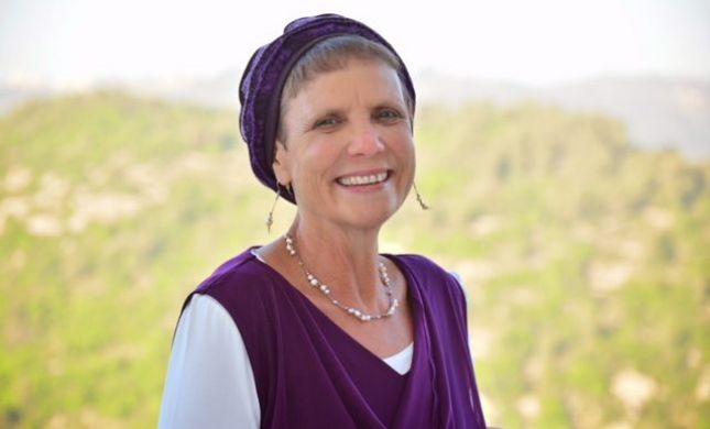 """זן נדיר ברפואה: זו אשת השנה של תנועת """"אמונה"""""""