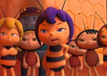 הדבורה מאיה וגביע הדבש• התעופפות מתוקה לילדות