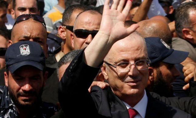 נכשל נסיון התנקשות בחיי ראש הממשלה הפלסטיני