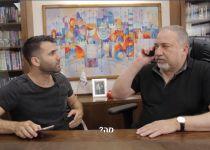 לא מסתכן: ליברמן בסרטון חג חדש• צפו