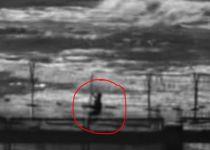 תיעוד מטלטל: אברה מנגיסטו חוצה את הגדר. צפו