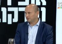 בנט בראיון חגיגי לתכנית הכי מדוברת בישראל. צפו