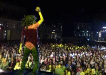 7500 אנשים מרחבי הארץ בביצוע ל'גלגול הזה'•צפו